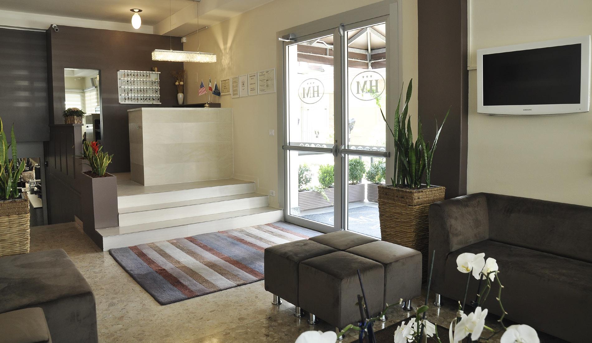 Hotel 3 stelle a Jesolo Lido in via Bafile Pensione Completa - Hotel ...